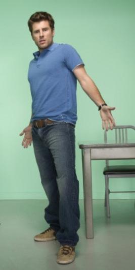 James Roday Shirtless James roday