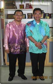 Bersama Pengasas Modul Prodigy Sifu En. Ab. Aziz Mohd Yatim