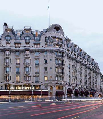 Le Lutetia Paris Hotel