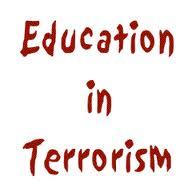 terorisme, terorisme pendidikan, pembelajaran teroris, pendidikan teroris, artikel pendidikan, bahaya terorisme, cuci otak, terorisme adalah