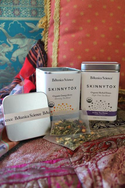 Skinnytox - Organic Detox Tea Review