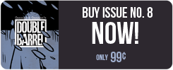 Buy Issue #8 at half price!