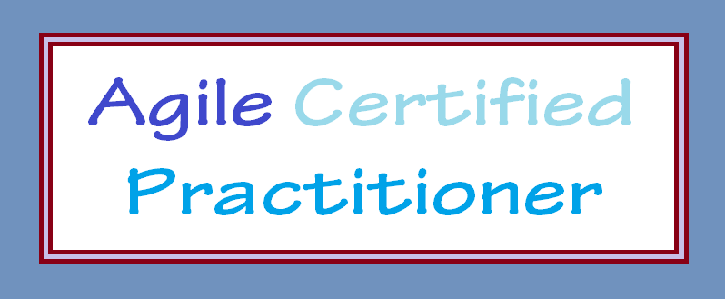 ACP - Agile Certified Practitioner - PMP:CAPM:PMI-ACP:Certification ...