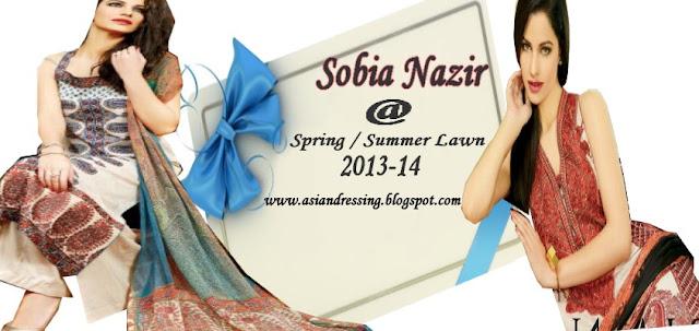 Sobia Nazir Lawn Prints