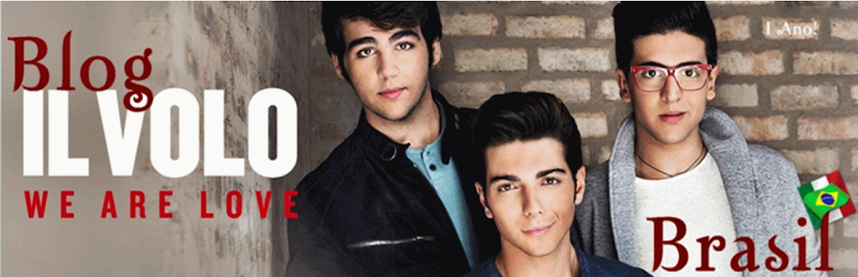 Blog Il Volo Brasil Oficial