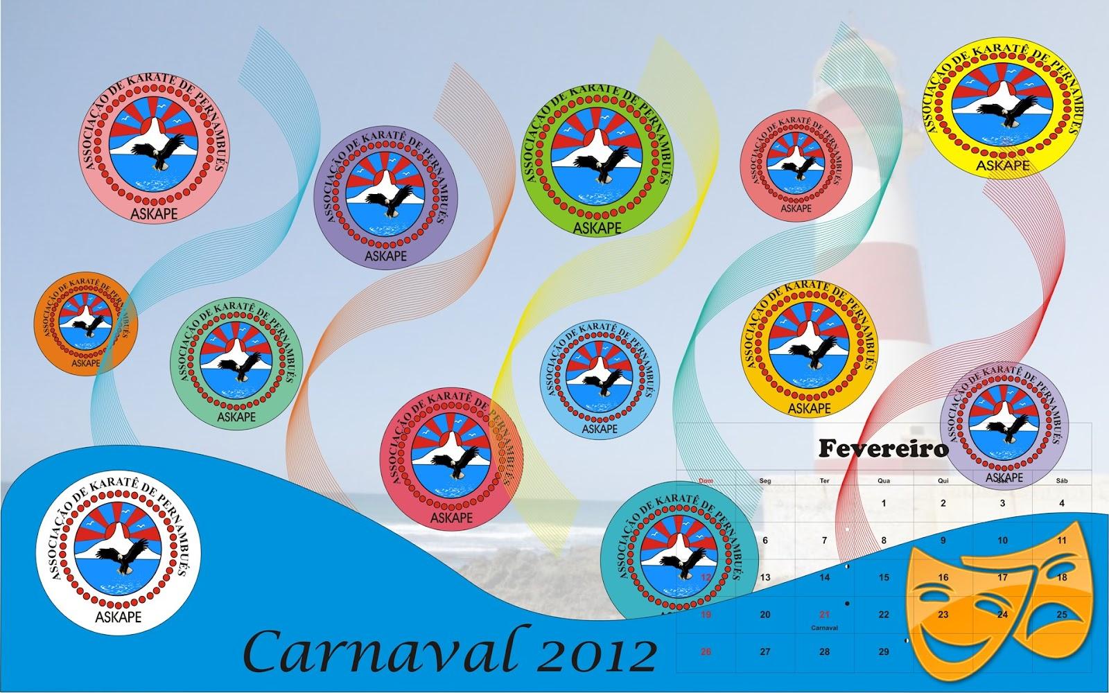 Wallpaper Carnaval Da ASKAPE 2012