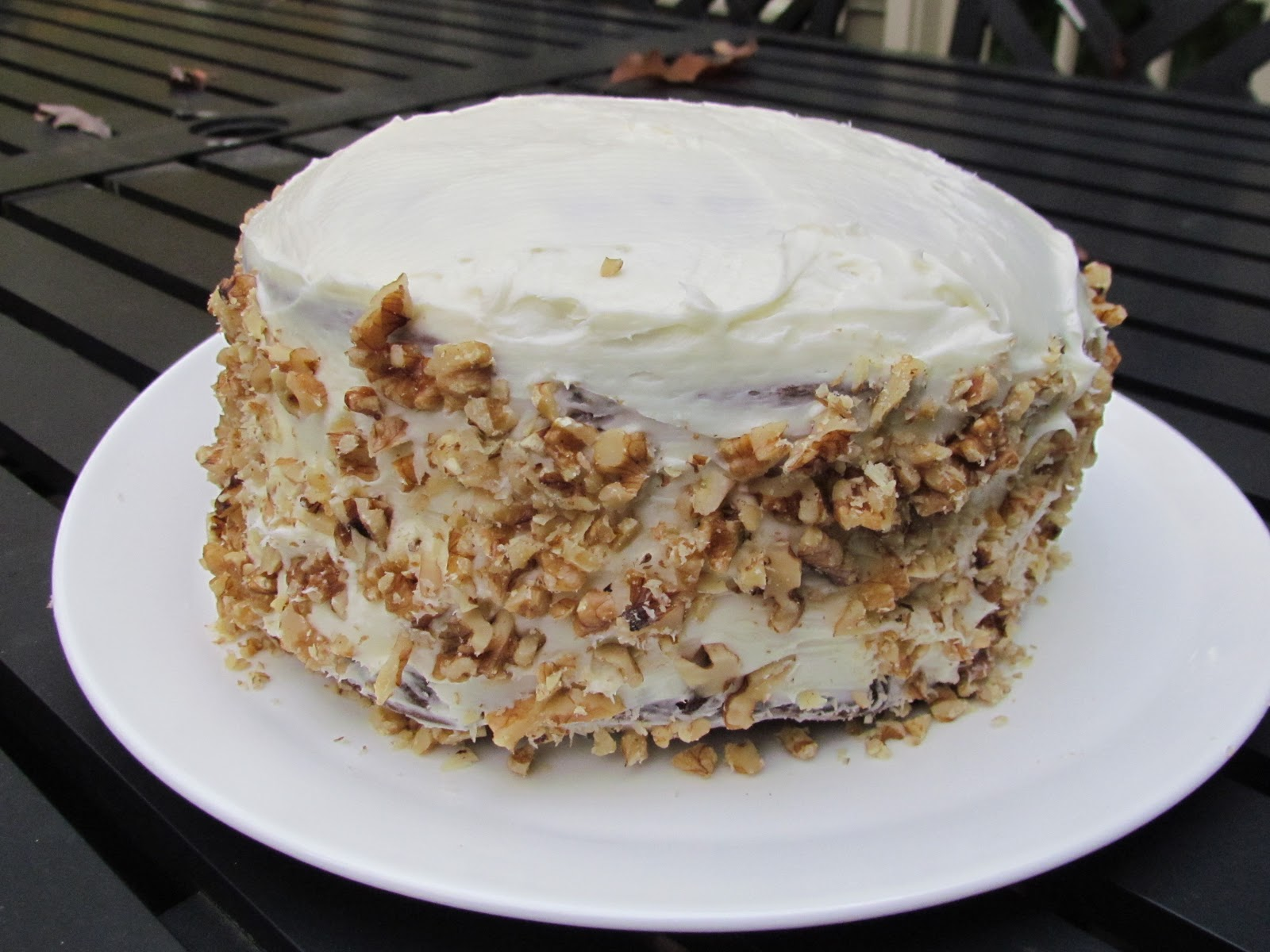Kraft Banana Sour Cream Cake