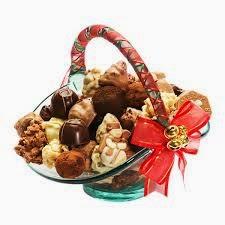 regalar canasta de dulces