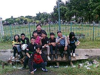 Foto bersama dengan KMC