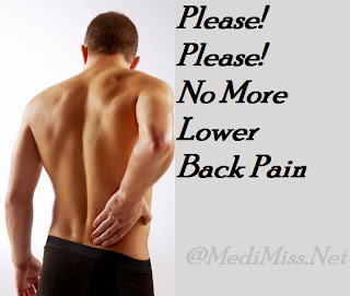 remedies of Lower Back Pain