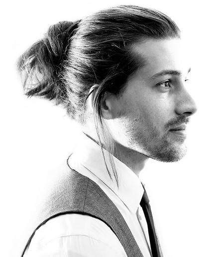 Tips gaya rambut panjang pria  style rambut