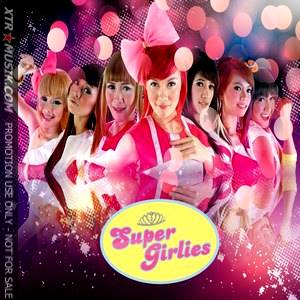 Lirik Lagu Super Girlies - Missing You Lyrics