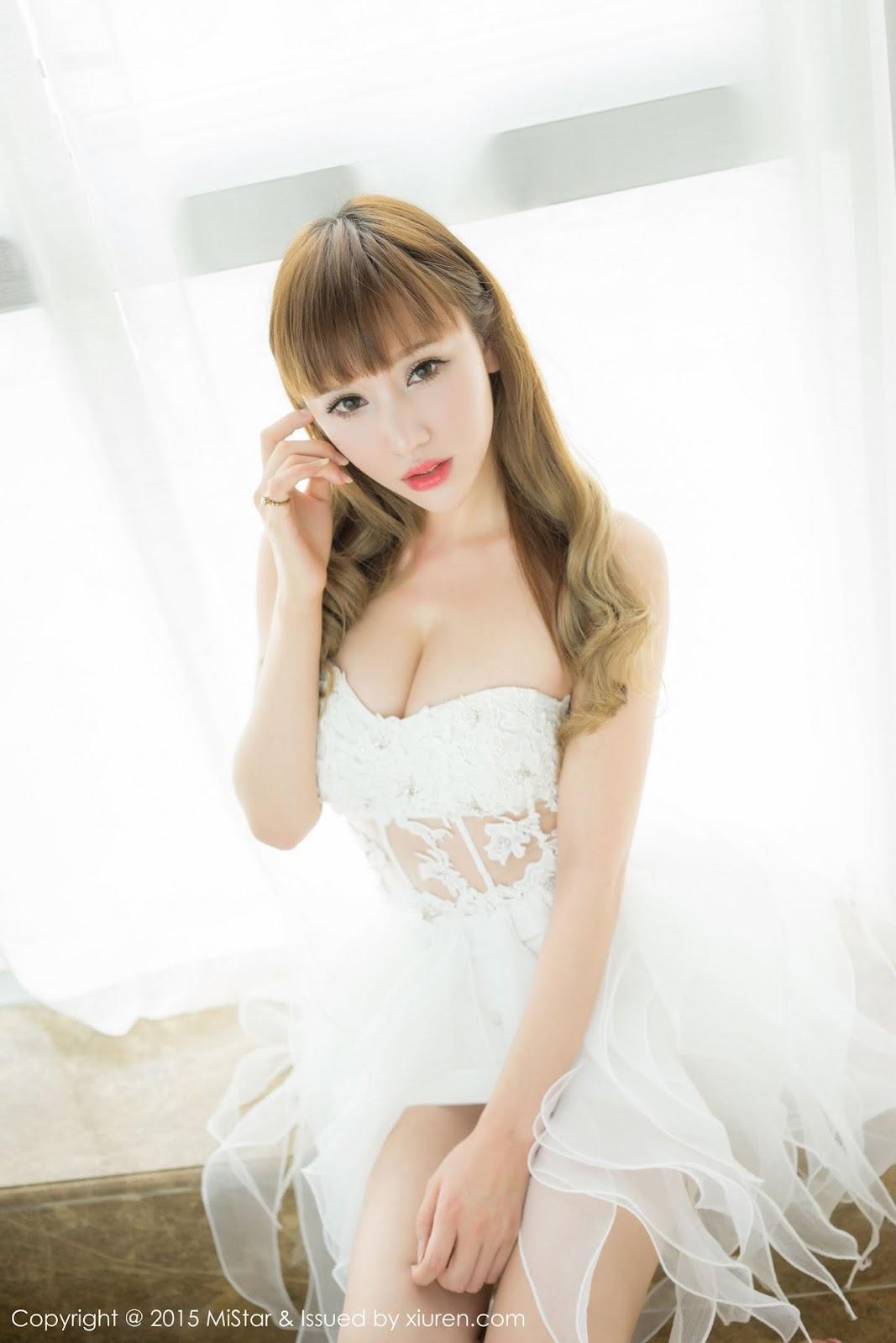 0005 - MiStar Vol.005 Model: 斯戴媛Amy
