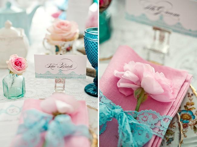 Segue algumas fotos de inspiração de decoração rosa e azul