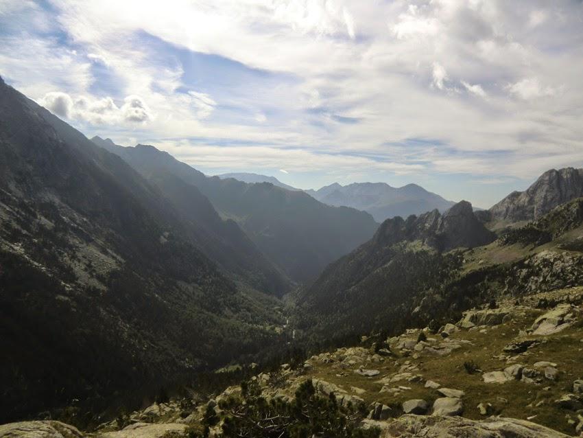 Valle del Forcau