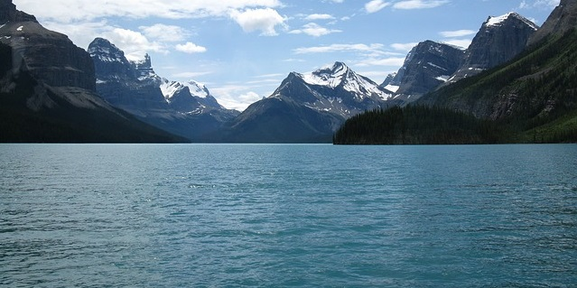 Country that has the Most Water Canada