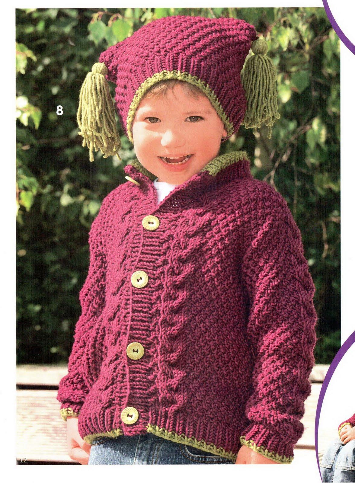 Сабрина Вязание для детей от 2 до 12 лет 6 2011.