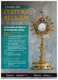 info I Jornada Cultural Torrejoncillo