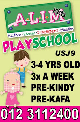 ALIMKids Playschool for 3-4 yrs old
