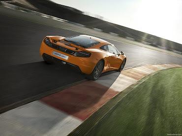 #15 McLaren Wallpaper