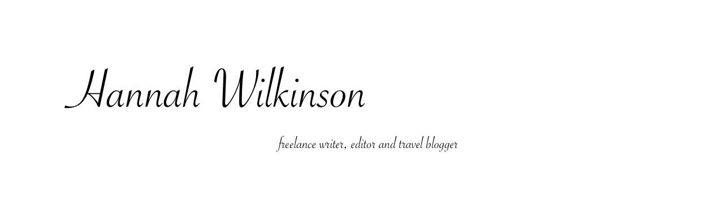 Hannah Wilkinson