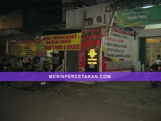 Lokasi Bisnis di Perumahan