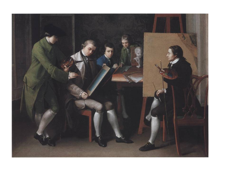 Colonial quills limners colonial american portrait painters limners colonial american portrait painters sciox Images