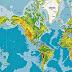 Картата, която ще ви докаже, че не познавате добре Земята (видео)