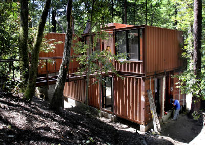 Shipping Container Homes: 2011