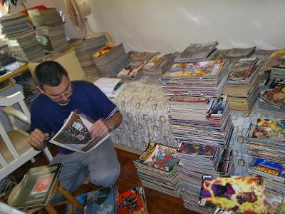 Coleção Quadrinhos