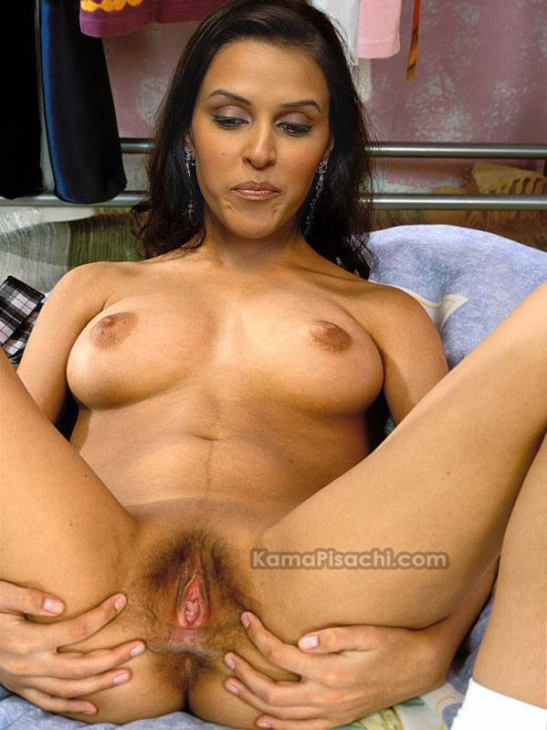Bollywood News Picture: Neha Dhupia Hot Sex Photo giving blowjob ...