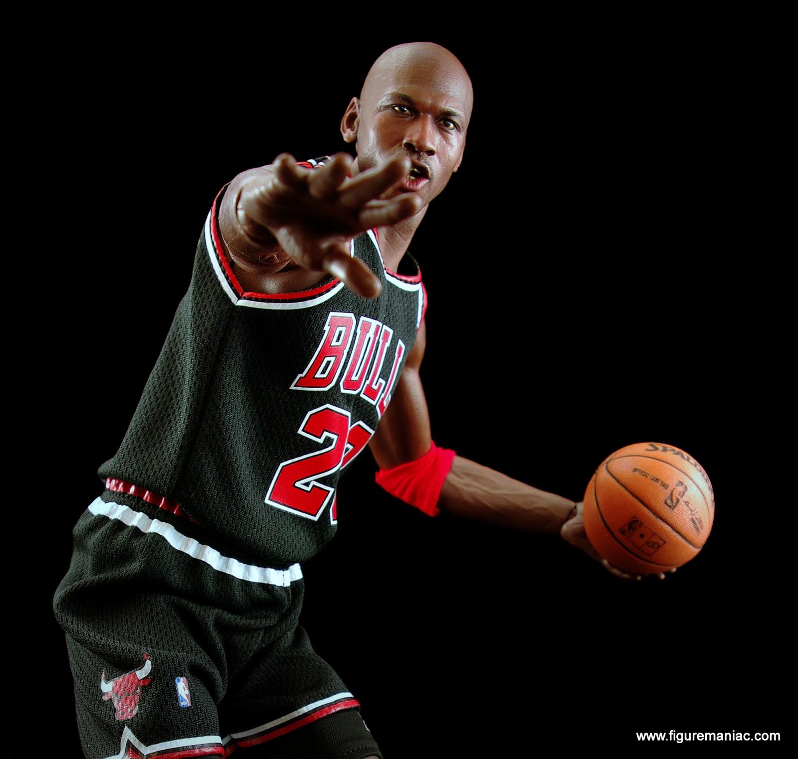 Enterbay - Michael Jordan Series 2 The Last Shot (Part 3)