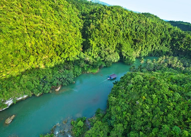 proxy - view of the Loboc River - Travel and Tours