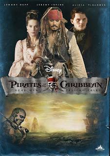 Baixar Filme Piratas do Caribe 5 Dublado Torrent