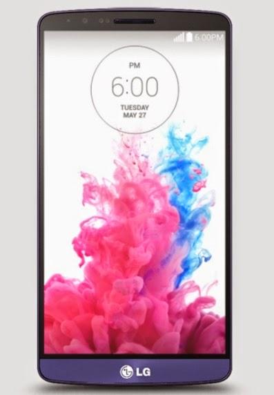 Cara Kerja Laser Pada Ponsel LG G3