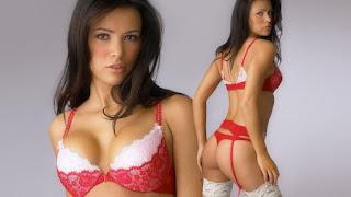 Red Bikini Girl