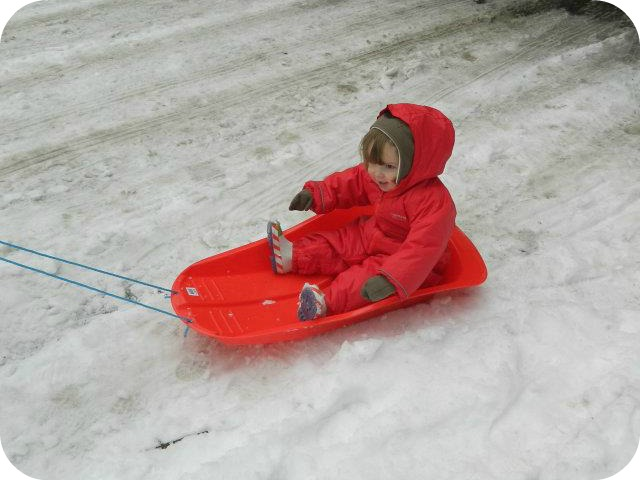 Preparing Your Car, Home and Children for Winter - Bud Sledging