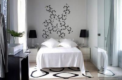 Interior kamar Tidur3 Ide Desain Interior Rumah Gaya Minimalis