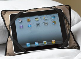 iPad Holder May Eliminate In-fertility Fears