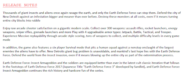 Download Earth Defense Force Insect Armageddon SKIDROW [Mediafire] Multiupload