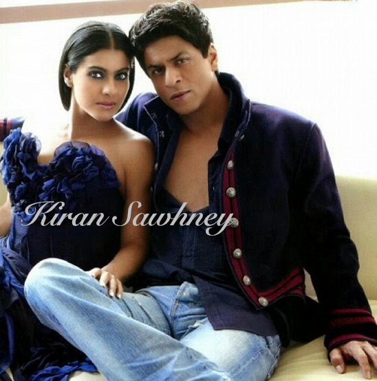 Shahrukh Khan and Kajol are coming together in a movie again