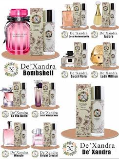DE'XANDRA PERFUME - HER