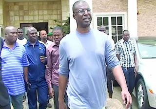 Former Bayelsa Governor, Timipre Sylva arrested by EFCC