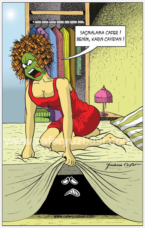 güzellik maskesi-Yüzbaşi Cafer