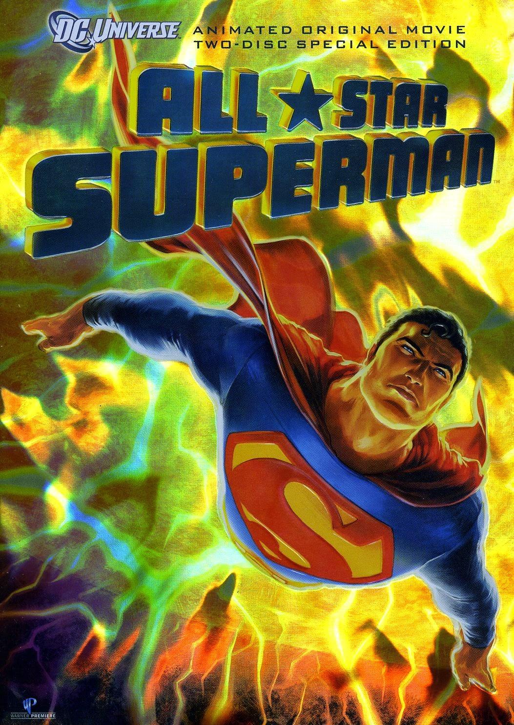All-Star Superman (2011) ταινιες online seires xrysoi greek subs