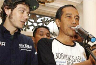 Bahas MotoGP Indonesia, Presiden Jokowi Undang 8 Menteri