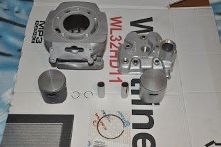 cagiva barrel , cylinder head