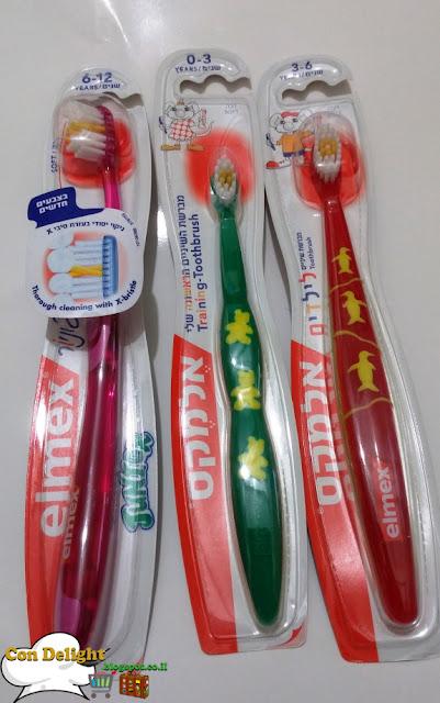 toothbrush elmex