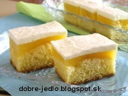 Svieži ananásový zákusok - recept
