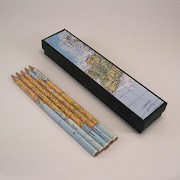 Map of Ireland · Spiderman and the Falcon map of ireland hand covered pencils set